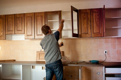 Cabinet Installation in Elmhurst by JV Granite & Marble LLC